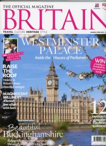 Britain March 2013 cover